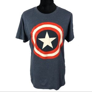 Marvel Captain America Shirt